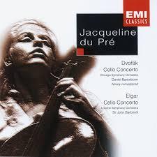 <b>Jacqueline du Pré</b>/Chicago Symphony Orchestra/Daniel Barenboim ...