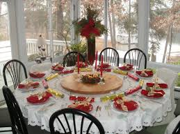 Holiday Dining Room Decorating Easy Breezy Just Jodi Table Settingjpgrendhgtvcom9661449 Easy