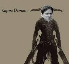 Kappa Demon. | Dark Souls | Know Your Meme via Relatably.com