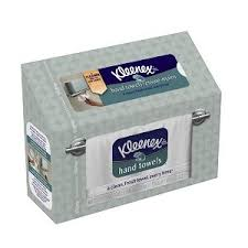 hand towels offer single kleenex hand towels dispenser offers a more hygienic hand drying solut