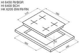 Купить <b>Электрическая варочная</b> поверхность <b>Korting</b> HI 6400 ...