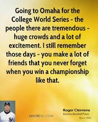 Roger Clemens Quotes | QuoteHD