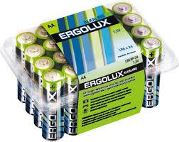 <b>Батарейка</b> Ergolux BP-24