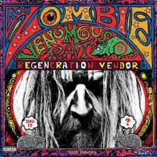 <b>Rob Zombie</b> - <b>Venomous</b> Rat Regeneration Vendor (vinyl)   Walmart ...