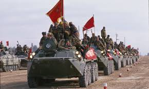 Image result for soviet union withdrawal from afghanistan