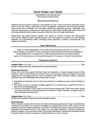 Maintenance Resume Template 2016 | Resume, Planner and Letter Template Maintenance Supervisor Resume Template Premium Resume Samples dgGAT3mT