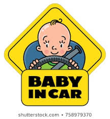 <b>Car Baby On Board</b> Images, Stock Photos & Vectors | Shutterstock