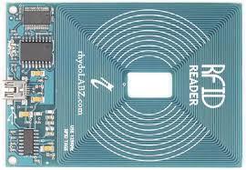 Introduction to <b>RFID</b> Reader (<b>125Khz</b>) – <b>USB</b>