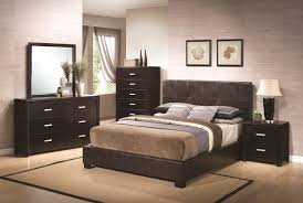 luxury black painted lyptus wood ikea bedroom sets with comfortable bed also elegant night stand black painted bedroom furniture