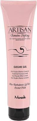 <b>Гель</b>-<b>цемент для укладки волос</b> Nook Geghe Gel Shining Gel ...
