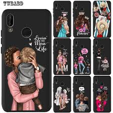 <b>Fashion Super Mom</b> Sexy Girl <b>Baby</b> Phone Case For Funda ...