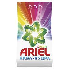 Купить <b>Стиральный порошок</b>-<b>автомат</b> 3 кг, <b>ARIEL</b> (Ариэль) Color ...