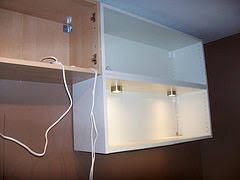 installing under cabinet lighting cabinet lighting