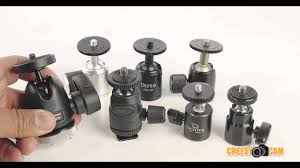 Inexpensive Osrso Heavy Duty Micro / <b>Mini Ball Heads</b> - YouTube