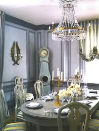 Contemporary Chandeliers Dining Room Interior Two Round Contemporary Chandeliers For Dining Room Above