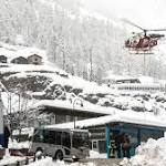 Bahnstrecke nach Zermatt soll freigesprengt werden