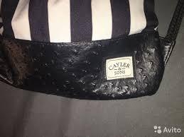<b>Сумка</b> мешок <b>Cayler & Sons</b> купить в Москве на Avito ...