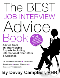 the best job interview advice book books go social the best job interview advice book