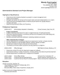 assistant resume examples sample resume  seangarrette coassistant resume examples sample