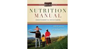 annette reeder richard couey dr couey treasures of health nutrition manual