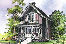 Victorian House Plans   Pearl     Associated Designs    Victorian House Plan   Pearl     Front Eelvation