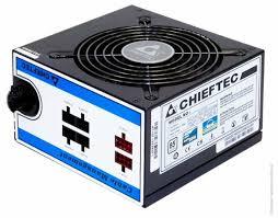 <b>Блок питания Chieftec CTG</b>-<b>650C</b> 650W — купить по выгодной ...