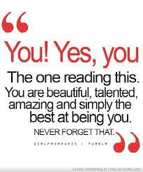 Inspirational Quotes For Girls Cute. QuotesGram via Relatably.com
