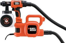<b>Краскораспылитель</b> 450Вт <b>BLACK</b>+<b>DECKER</b>, <b>HVLP400</b>