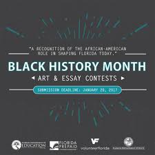 2017 black history month contests announced volunteer florida bhm art and essay contest 2