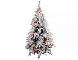 Ель <b>искусственная CRYSTAL TREES</b> Маттерхорн 210 см купить ...