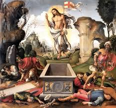 Znalezione obrazy dla zapytania chrystus zmartwychwstały