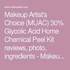 makeup artist 39 s choice muac 30 glycolic acid home chemical l kit reviews photo ings makeupalley
