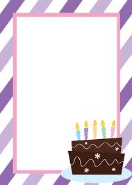 birthday invitation templates com