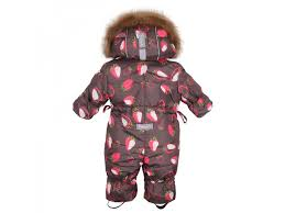 <b>Комбинезон Zukka for kids</b>, Little Star Mini 0231B/berry chocolat, р ...