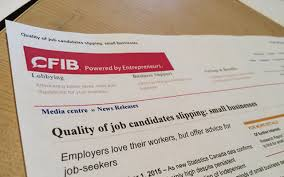 finding quality employees hard nationwide according to cfib tough times small businesses across the country are having a hard time finding qualified candidates according to the cfib