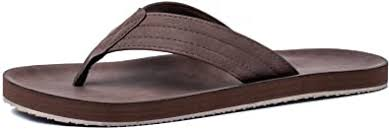 Viihahn <b>Mens Flip Flops</b> Summer Beach <b>Sandals</b> Extra <b>Large Size</b> ...