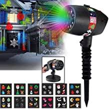 halloween laser lights - Amazon.com