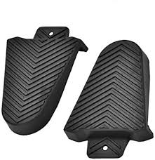 Alomejor Bike Cleat Cover 1 Pair Cycling Shoes ... - Amazon.com