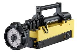 Streamlight® Launches <b>Portable</b> Scene Light EXT - Fire Apparatus