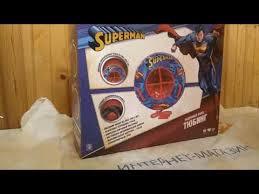 Видеобзор от покупателя на <b>Тюбинг 1Toy WB Супермен</b> 100 см