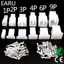 10set/<b>lot</b> 2.8mm 2/3/4/6/9 pin <b>Automotive</b> 2.8 <b>Electrical wire</b> ...