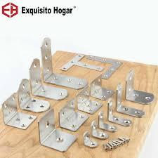 <b>10pcs</b>/<b>lot</b> Stainless Steel <b>Universal</b> Connector Type L 90 Degree ...