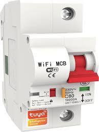 <b>Умный WIFI</b> автоматический <b>выключатель</b> PS-link MCB-1P PS ...