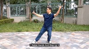 Tai Chi Chuan Square Form 119 Styles (Subtitle) - YouTube