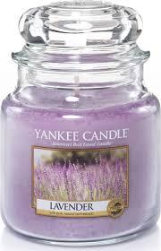 <b>Свеча ароматическая</b> Yankee Candle Лаванда/ Lavender 65-90 ч