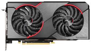 <b>Видеокарта MSI Radeon RX</b> 5500 XT 1685Mhz PCI-E 4.0 8192Mb ...