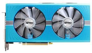 <b>Видеокарта Sapphire</b> Nitro+ <b>Radeon RX</b> 580 1430MHz PCI-E 3.0 ...