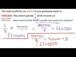 Functional Skills Maths Level 2 Work with Fractions - YouTubeFunctional Skills Maths Level 2 Work with Fractions