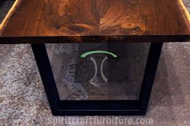 wood slab dining table beautiful: as furniture makers our custom made slab table tops and tables are handcrafted to endure generations as we understand wood movement craft perfect glue