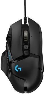 Купить <b>Мышь LOGITECH G502</b> RGB Tunable <b>HERO</b>, проводная ...